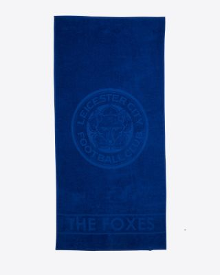 Leicester City The Foxes Towel