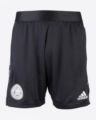 2021/22 European Black Training Shorts