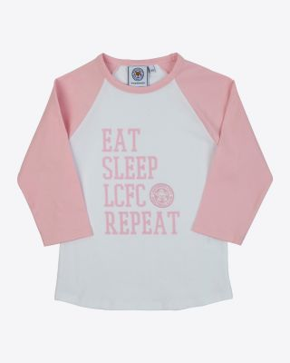 Leicester City Girls E.S.L. T-Shirt