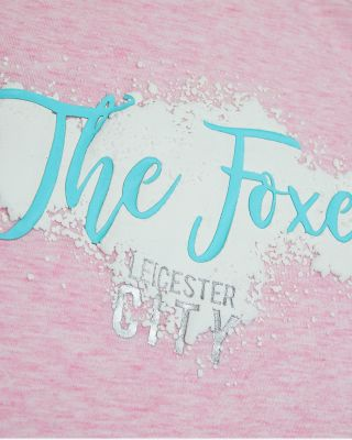Leicester City Girls The Foxes T-Shirt