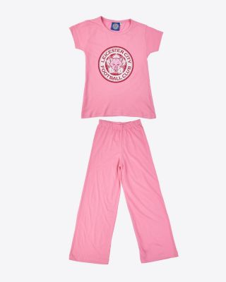 Leicester City Girls Pyjamas