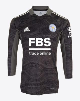 Kasper SCHMEICHEL - Leicester City L/S Goalkeeper Shirt Black 2021/22