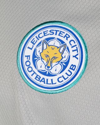 Leicester City King Power L/S Goalkeeper Shirt Grey 2020/21