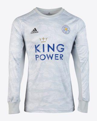 2019/20 adidas Leicester City Junior Grey Goalkeeper Shirt