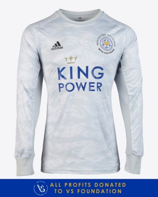 2019/20 Then Now Again Edition Junior Grey GK Shirt