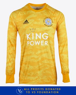 2019/20 Then Now Again Edition Junior Gold GK Shirt