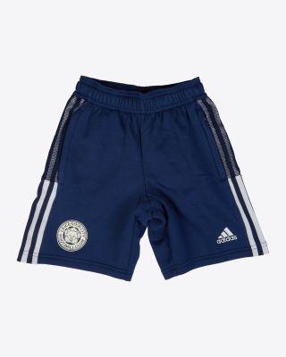 2021/22 Navy Travel Shorts - Kids
