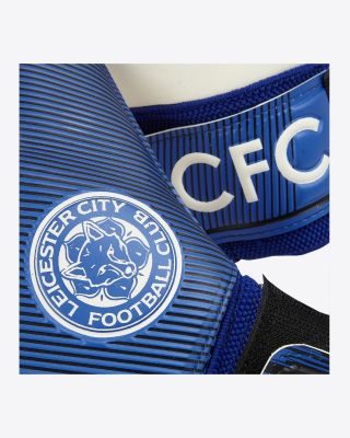 Leicester City Blue Goalkeeper Gloves
