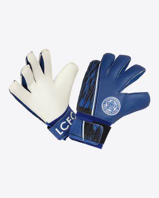 Leicester City Blue Goalkeeper Gloves