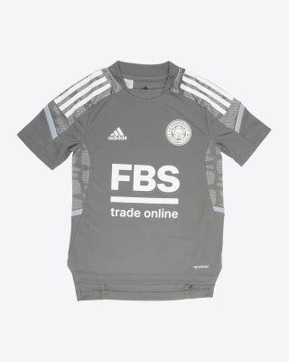 2021/22 European Grey Training T-Shirt - Kids
