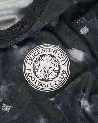 2021/22 Black Pre-Match Jersey