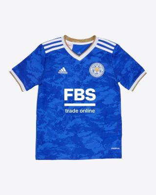 Leicester City Home Shirt 2021/22 - Kids