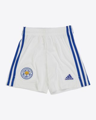 Leicester City Home Shorts 2021/22 - Kids
