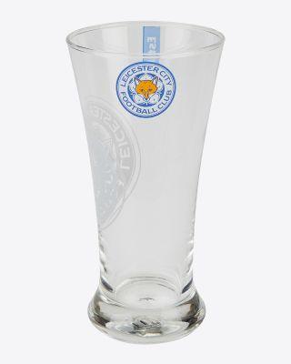 Leicester City Half Pint Glass