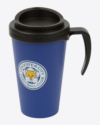 Leicester City Travel Mug With Handle