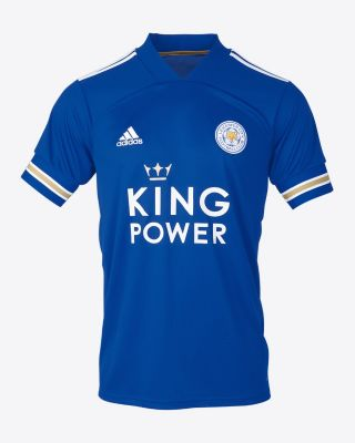 Leicester City King Power Home Shirt 2020/21