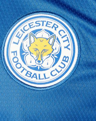 Leicester City King Power Home Shirt 2020/21 - Kids FA CUP