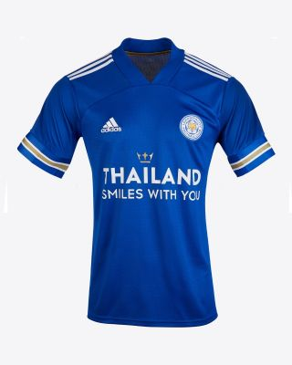 Leicester City TSWY Home Shirt 2020/21 - Kids