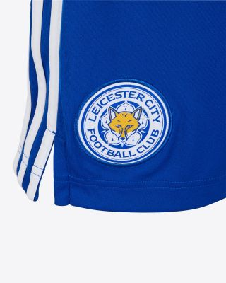 Leicester City Home Shorts 2020/21 - Kids