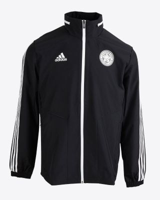 2019/20 adidas Leicester City Junior Black AW Jacket