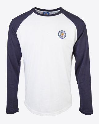 Leicester City Jayden Crest L/S T-Shirt