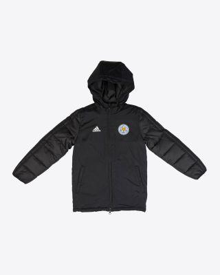 2020/21 Black Winter Jacket - Kids