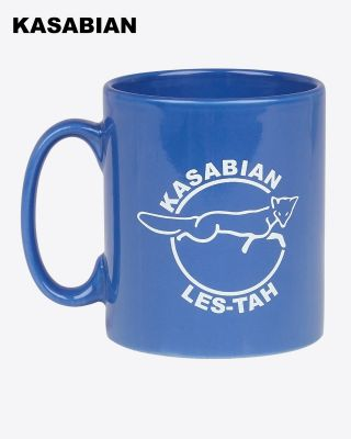 Kasabian for LCFC - Mug
