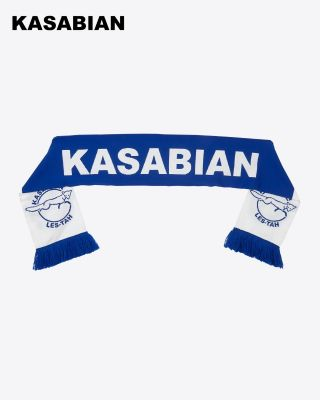 Kasabian for LCFC - Scarf