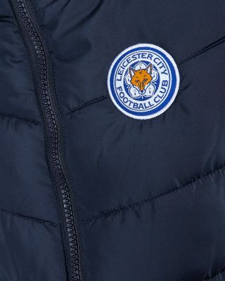 Leicester City Kids Navy Brompton Jacket