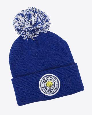Leicester City Infant Bobble Hat