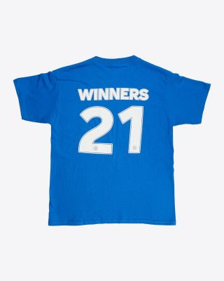 Leicester City FA Cup Winners T-shirt - Kids