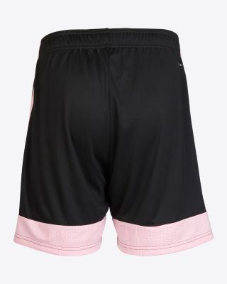 2019/20 adidas Leicester City Junior Black Away Shorts