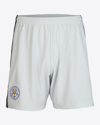 2019/20 adidas Leicester City Grey Goalkeeper Shorts