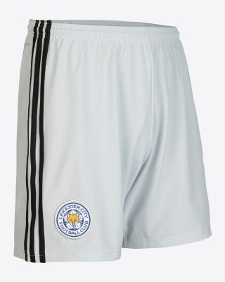 2019/20 adidas Leicester City Grey Goalkeeper Shorts