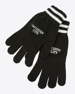 Leicester City Knitted Gloves - Adult