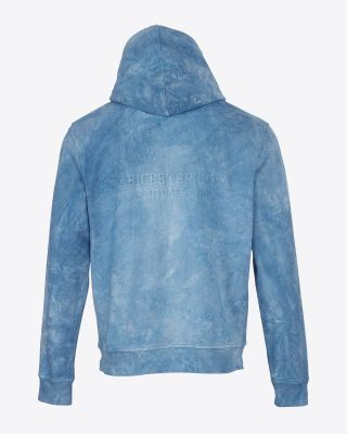 Leicester City Tie Dye Hoody