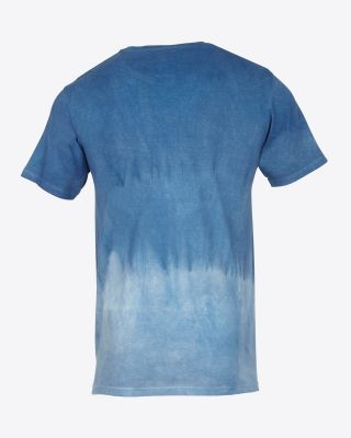 Leicester City Small Crest Tie Dye T-Shirt