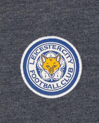 Leicester City Denim Melange T-Shirt - Kids