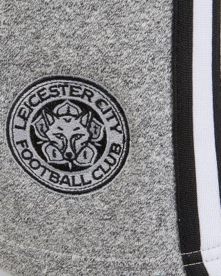 Leicester City Mens Grey Caspian Shorts
