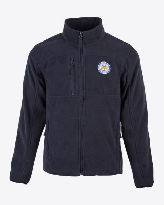 Leicester City Mens Fleece Jacket