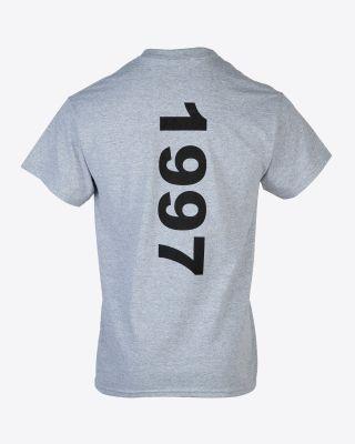 Kasabian for LCFC - Grey LES-TAH 1997 T-Shirt