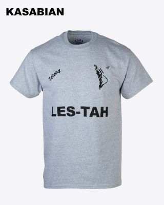 Kasabian for LCFC - Grey LES-TAH 1997 T-Shirt
