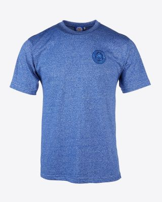 Leicester City Mens Mantis Blue T-shirt