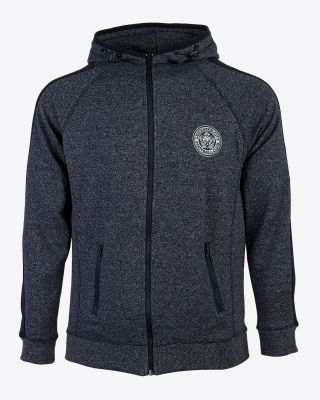 Leicester City Mens Steinbeck Hoody