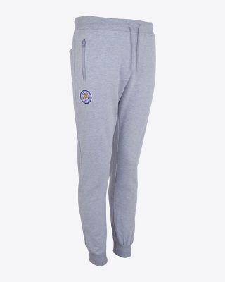 Leicester City Mens Sweatpants - Grey