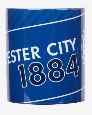 Leicester City 1884 Diagonal Mug
