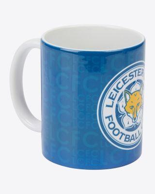 Leicester City Scatter Mug