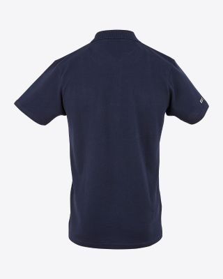 Leicester City Mens Navy Capsule Polo