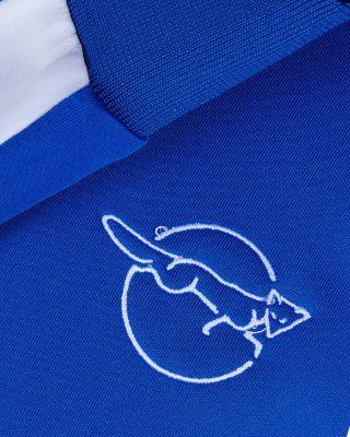Leicester City Pegasus Running Fox Jacket - Royal
