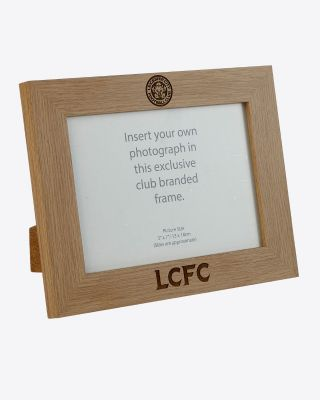 Leicester City Frame Landscape